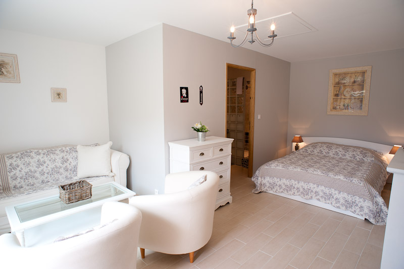 Chambre grise (annexe)/grey room