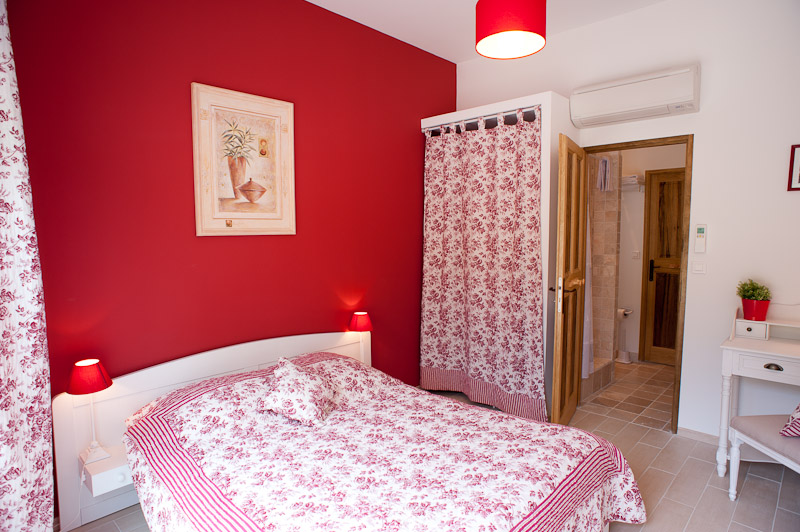 Chambre rouge (annexe)/red room