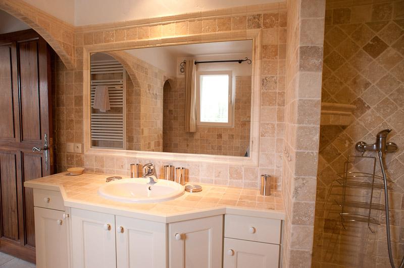 Salle de bains choco/bathroom choco