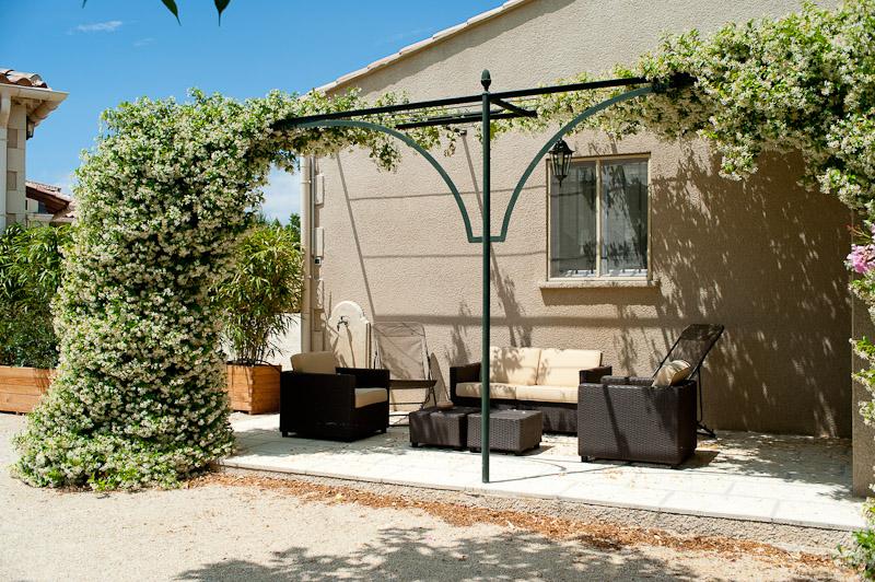 2ème terrasse/2nd terrace